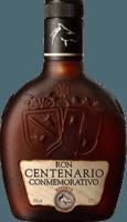 Small ron centenario conmemorativo rum