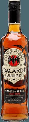 Medium bacardi oakheart rum