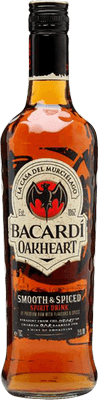 Medium bacardi oakheart rum