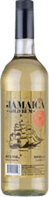 Medium ron jamaica gold rum