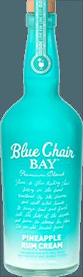 Medium blue chair bay pineapple cream