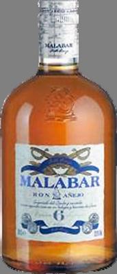Ron malabar 6 year rum