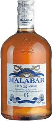Medium ron malabar 6 year rum
