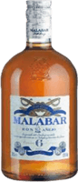 Small ron malabar 6 year rum