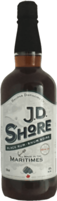 Medium jd shore black