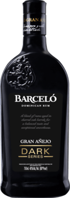 Medium barcelo gran anejo dark series