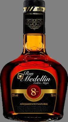 Ron medellin  a ejo 8 year extra a ejo rum