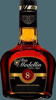 Medium ron medellin  a ejo 8 year extra a ejo rum