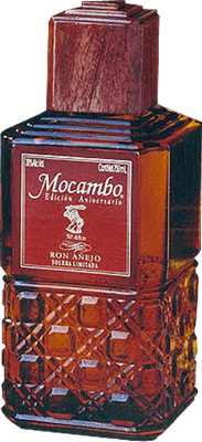 Medium ron mocambo anejo rum b