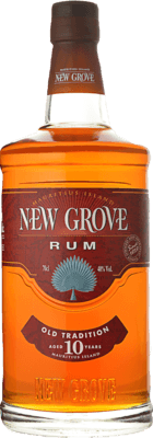 Medium new grove old tradition 10 year