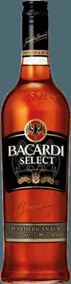 Medium bacardi select rum