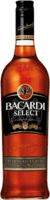 Small bacardi select rum