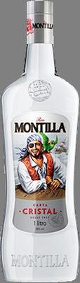 Ron montilla carta cristal rum