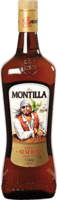 Small ron montilla carta ouro rum