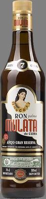 Ron mulata anejo gran reserva rum