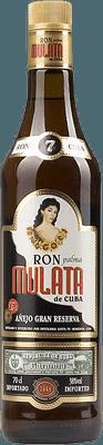 Medium ron mulata anejo gran reserva rum