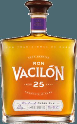 Medium vacilon anejo 25 year