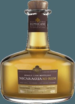 Medium west indies rum and cane nicaragua xo