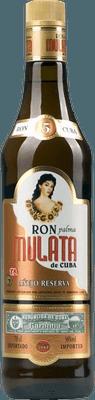 Medium ron mulata anejo reserva rum