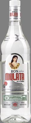 Ron mulata silver dry rum