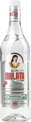 Medium ron mulata silver dry rum