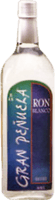 Small ron pe uela blanco rum