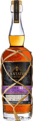 Medium plantation panama single cask arran whisky 12 year