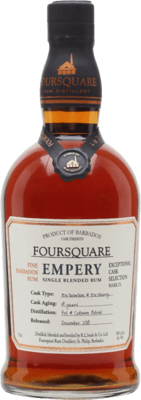 Medium foursquare empery 14 year