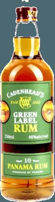 Medium cadenhead s panama green label 10 year