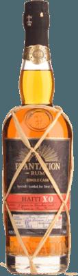 Medium plantation haiti xo single cask dry curacao