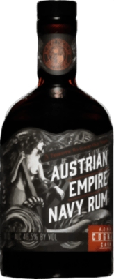 Medium austrian empire double cask cognac