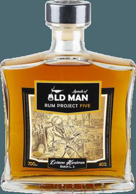 Medium old man spirits project five