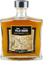 Small old man spirits project five