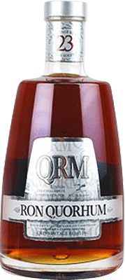 Medium ron quorhum 23 year rum