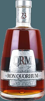 Medium ron quorhum 23 year rum