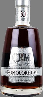 Ron quorhum 30 year rum