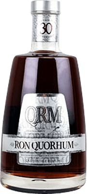 Medium ron quorhum 30 year rum