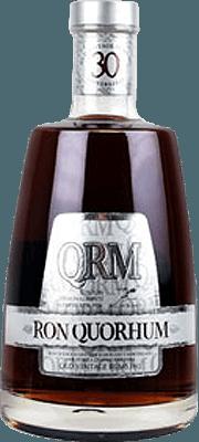 Medium ron quorhum 30 year rum