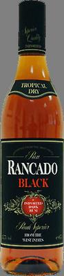 Ron rancado black rum