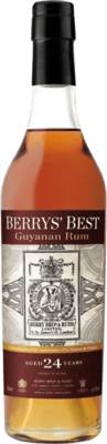 Medium berry bros rudd guyana 1991 24 year