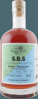 Medium s b s brazil barbados moscatel cask
