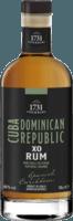 Small 1731 fine rare cuba dominican republic xo