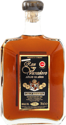 Medium ron varadero a ejo 15 year rum