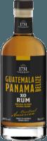 Small 1731 fine rare guatemala panama belize xo