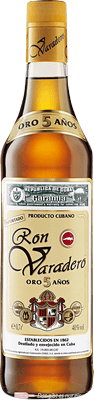 Medium ron varadero a ejo 5 year rum