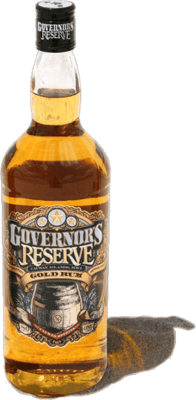 Medium governor s reserve gold