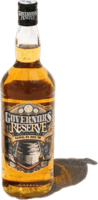 Governor's Reserve Gold rum