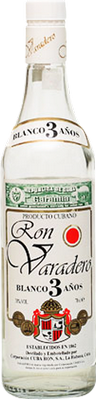 Ron varadero blanco 3 year rum