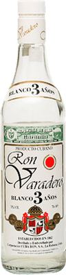 Medium ron varadero blanco 3 year rum