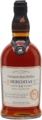 Foursquare Hereditas 14-Year rum